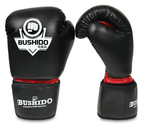 rękawice bokserskie na worek
