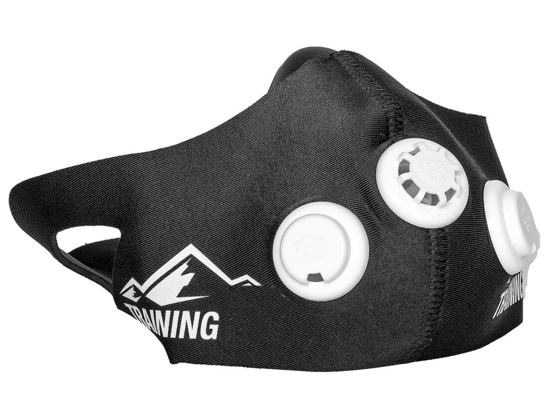 maska treningowa - trening wydolnościowy