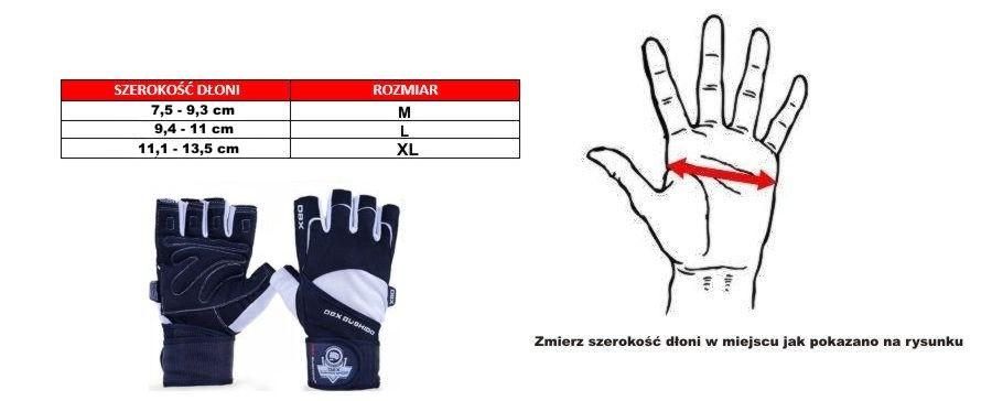 rękawiczki do ćwiczeń