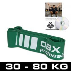 Guma Treningowa DBX BUSHIDO Power Band -  NIEBIESKA DO 55 KG