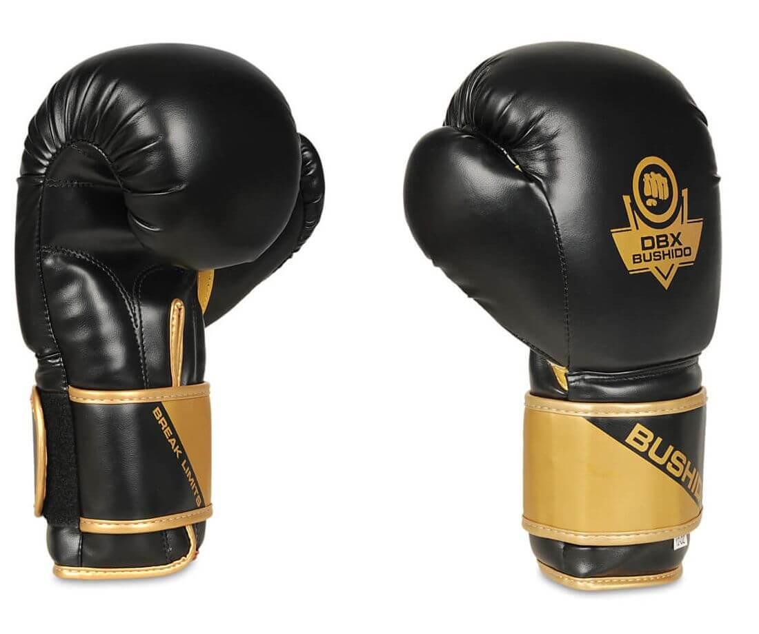 rękawice bokserskie ze skóry naturalnej