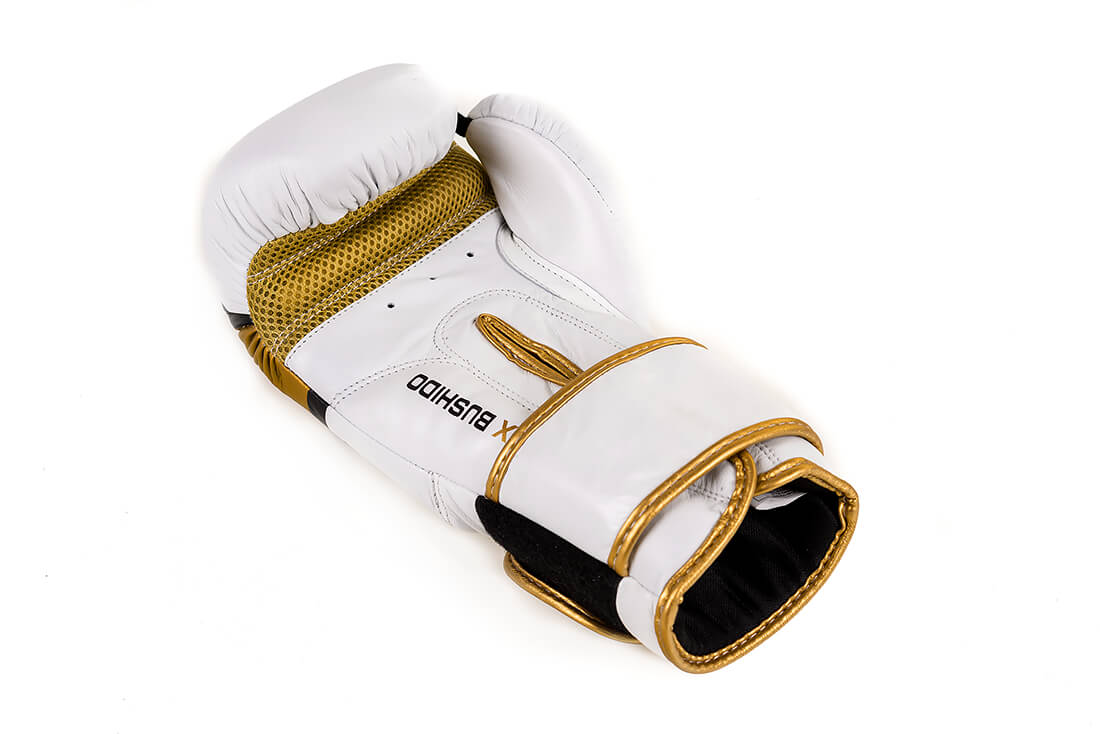 rekawice bokserskie ze skóry