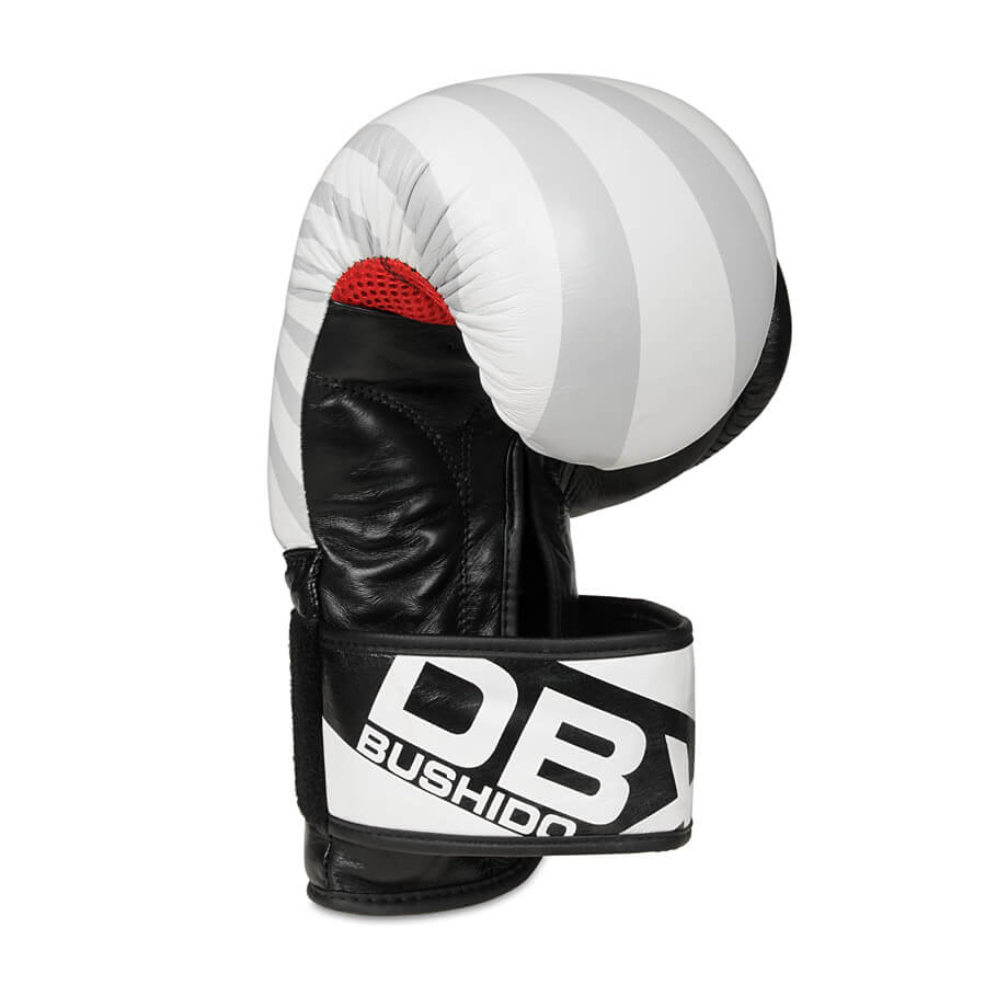 rękawice bokserskie - rzep