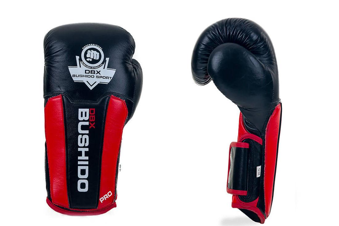 rękawice do boksu usztywnienie