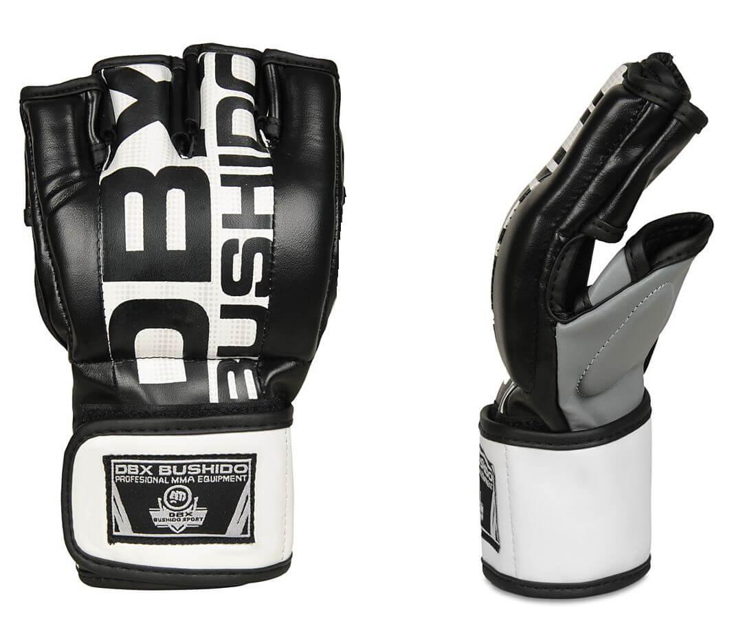 rękawice treningowe na worek bokserski