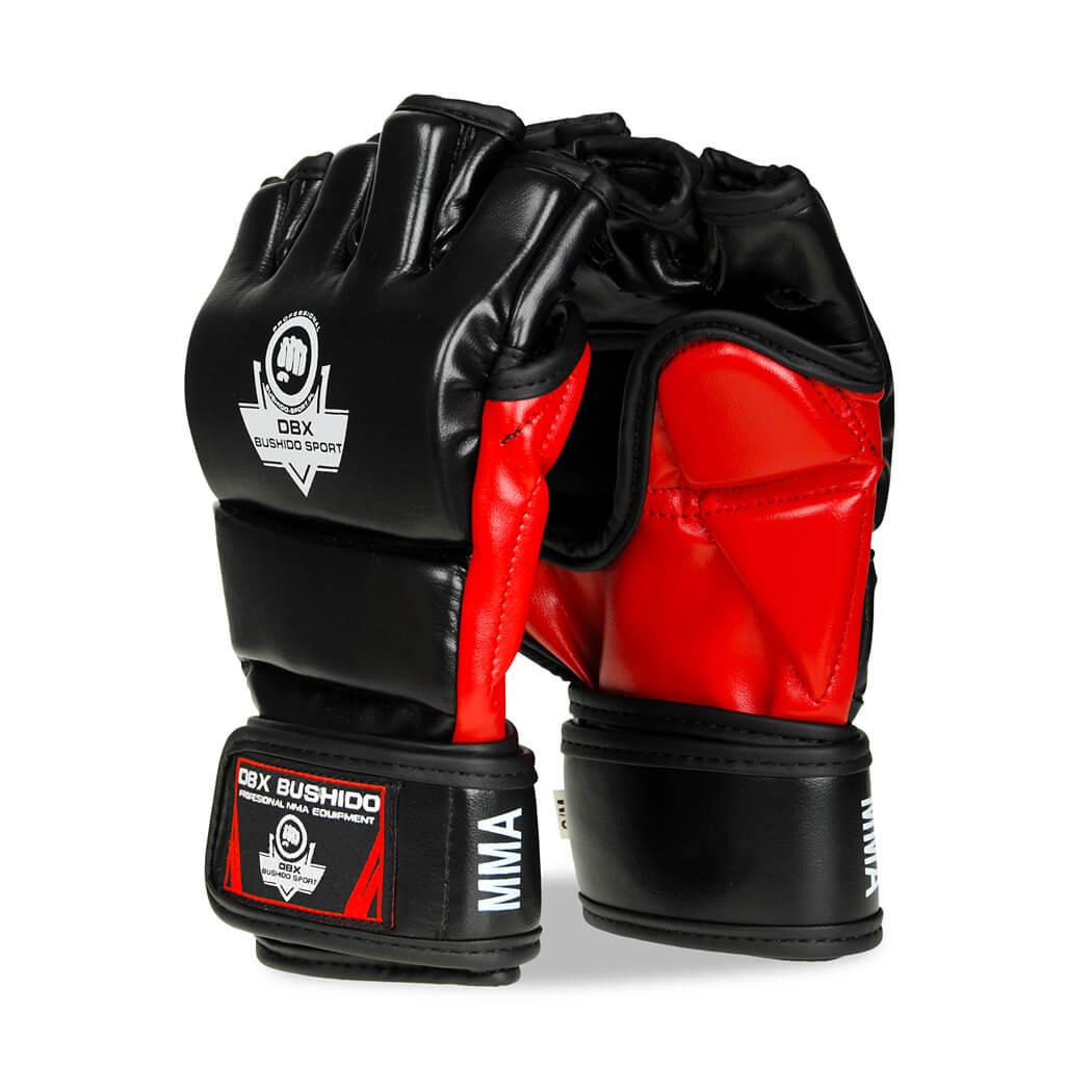 rękawice do treningu mma