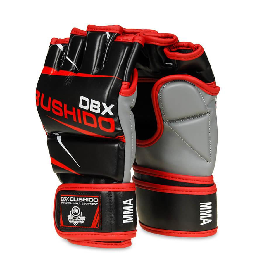 rękawice treningowe MMA
