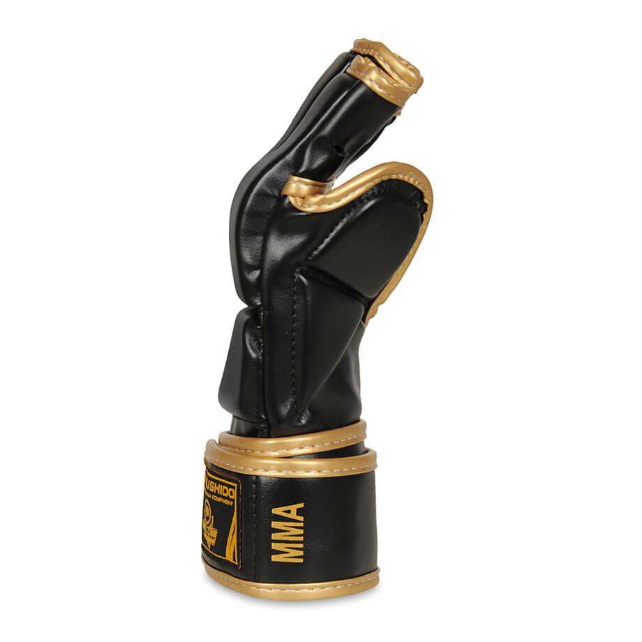rękawice do mma - kształt