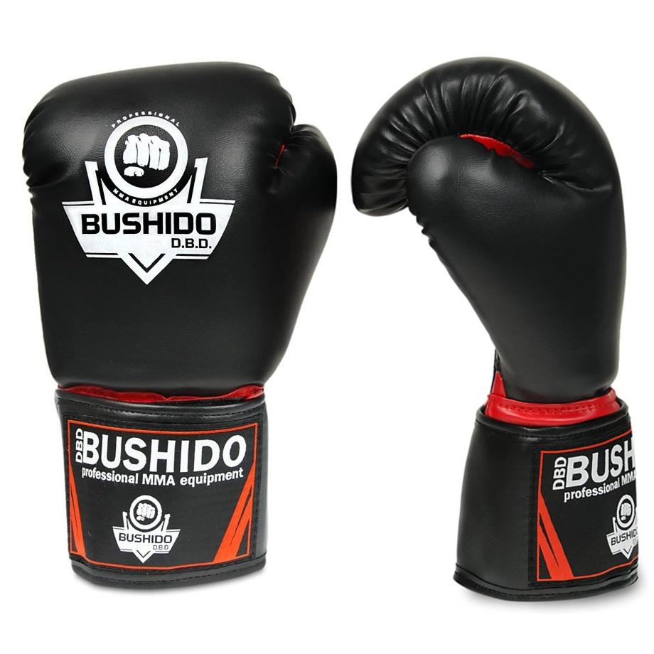 rękawice na worek bokserski