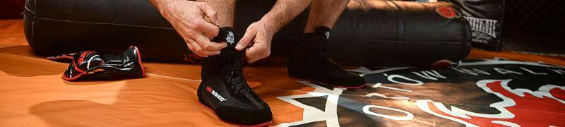 buty zapaśnicze bokserskie