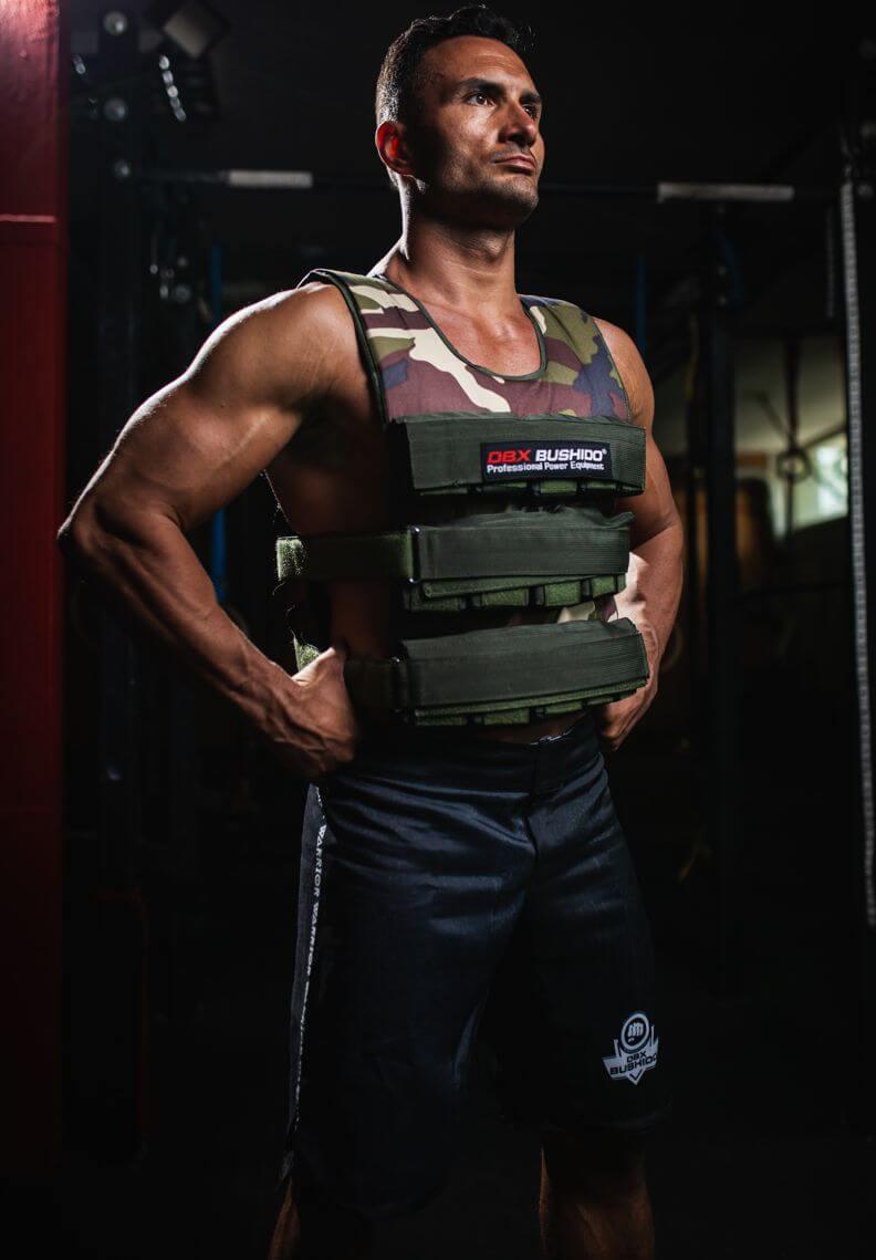 kamizelka do treningu siłowego