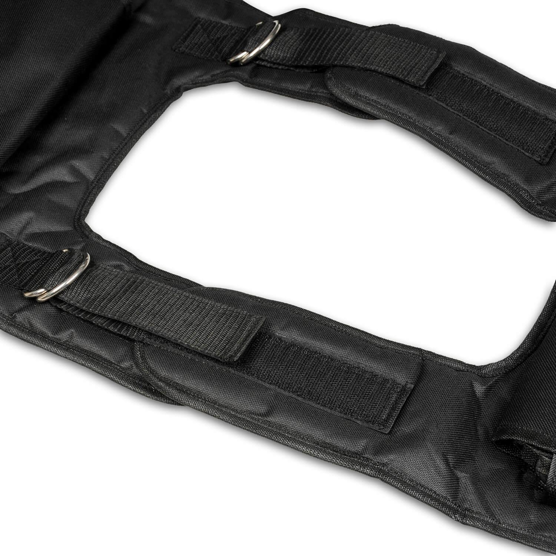 kamizelka z obciążeniem 6 wkładowa - szycie