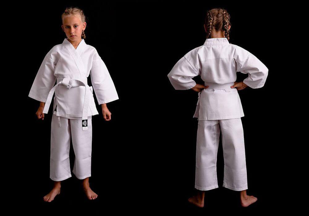 kimono do karate dla dzieci