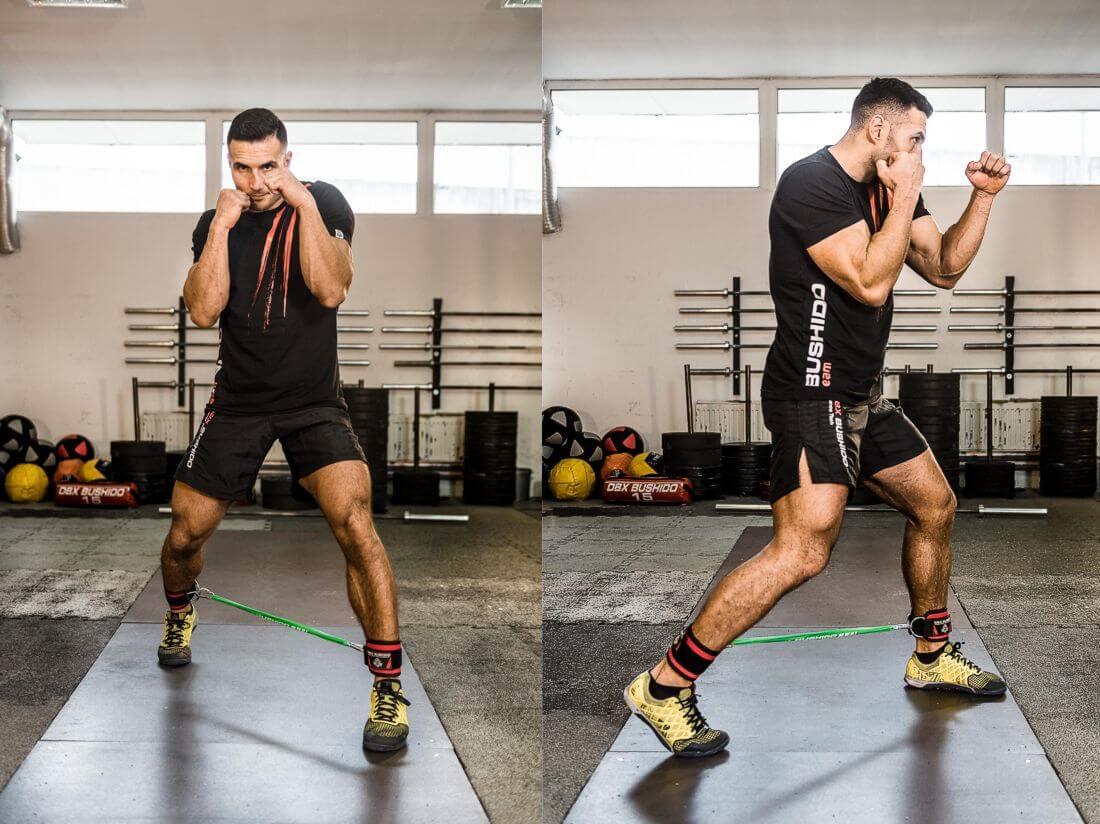 uchwyty do gum treningowych