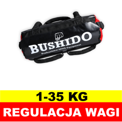 SANDBAG BUSHIDO, SAND BAG, CROSSFIT, FITNESS 35 KG