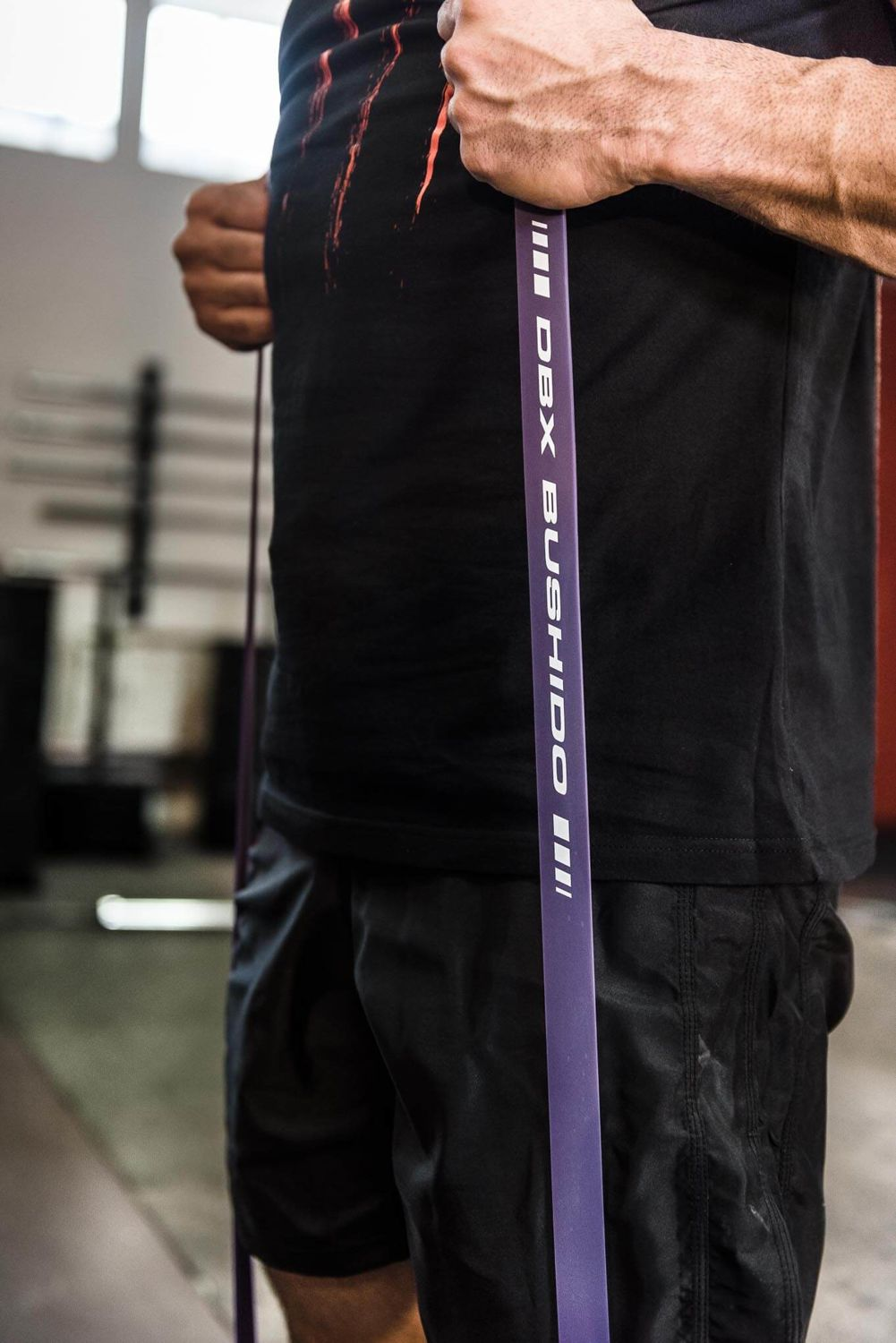POWER BAND 83 GUMA TRENINGOWA  DBX BUSHIDO -  39-105 KG