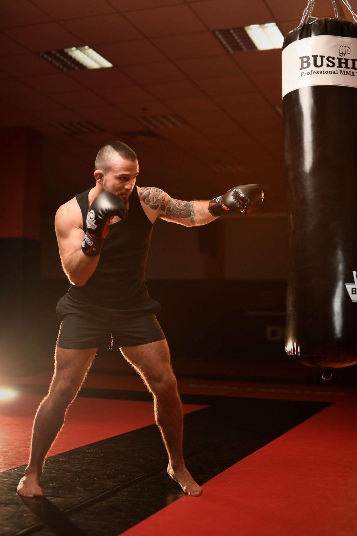 e11eab2a8 Worek Treningowy - Bokserski DBX BUSHIDO 160 cm 50 kg
